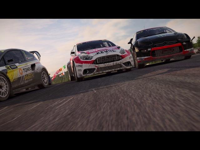 DiRT 4   World Rallycross Gameplay Trailer   Be Fearless [US]