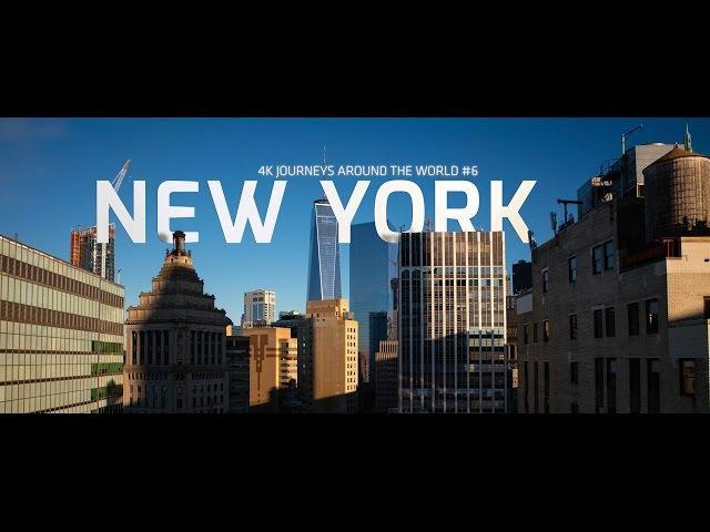 New York Christmas 4k 8k HDR смотреть онлайн без регистрации