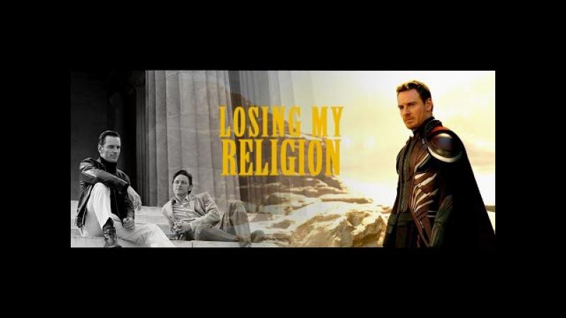 (x-men) charles erik | losing my religion