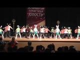 Всеукраинский турнир танца Юность