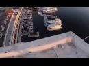От первого лица: прыжок в воду с высоты 40 метров