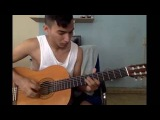 Guitar Cover Bandolero - Don Omar