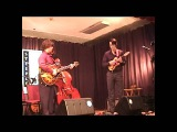 Billie's Bounce (Charlie Parker) - jazz mandolin w Jason Anick Trio