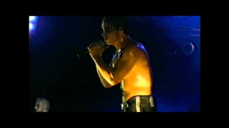 Rammstein - Laichzeit (Bizarre Festival 1997) (HD)