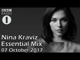 Nina Kraviz - Essential Mix (October 2017) BBC RADIO 1