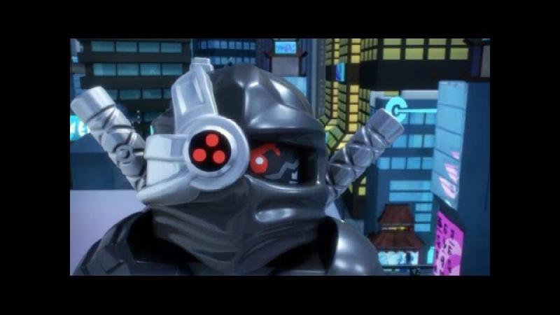Генерал Криптор! Ниндзя Го! Лего! General cryptor! Ninjago! lego!