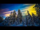 Волшебная страна  Финляндия, Зима, 4К