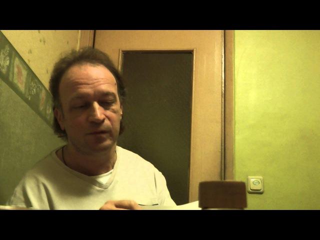 У поэта заказчик - Бог Интервью с Виктором Качалиным. Часть 1.b