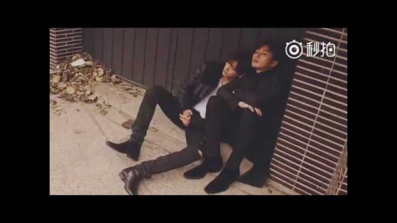 【Hwarang Park Seo Joon Park Hyung Sik Vogue Video】Another Best Couple of the year
