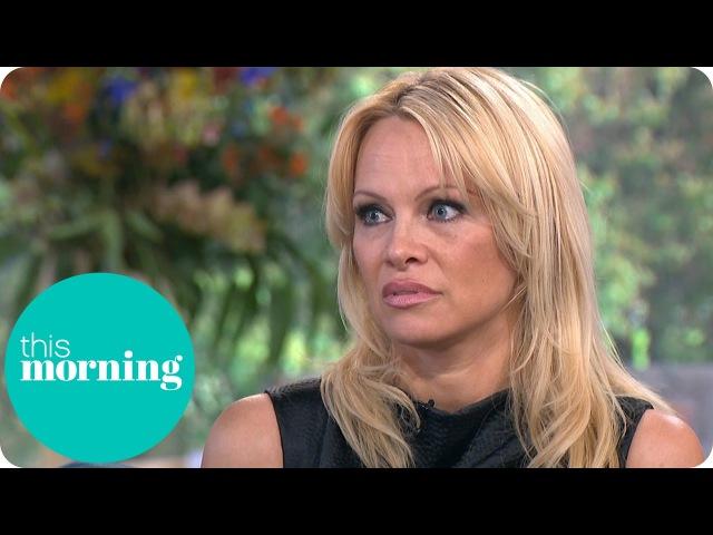 Pamela Anderson On Porn's Dark Side | This Morning