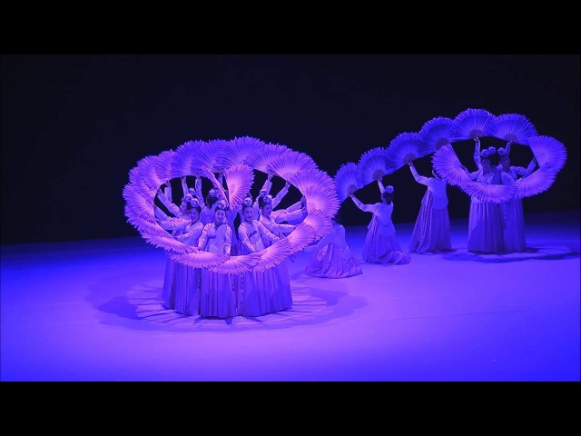 국립국악원 무용단 정기공연: 무원(舞源)[2016.06.17.] 04. 부채춤