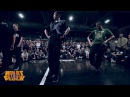 What The Flock vol.4 | Hip-Hop 2x2 1/4 final - L'eto Irina S.N.CH. vs Bauka Idriss