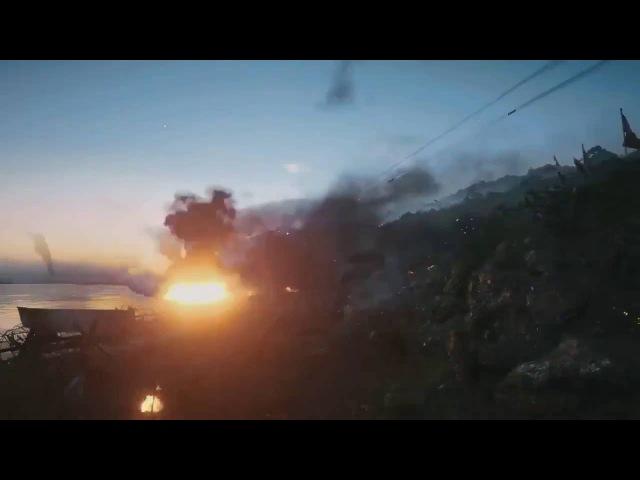 Battlefield 1- The Runner Teaser 2 Gameplay Campaign Trailer