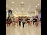 Студия танцы Space dance. Jazz Funk. Виталий Клименко. 1 день )