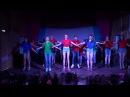 Круче всех танец Танец вожатых 21 отряд От постановщика танца Патимейкер