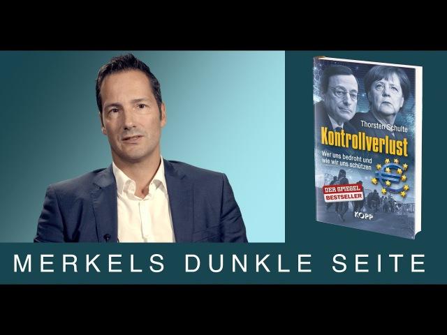 Angela Merkels dunkle Seite: Thorsten Schulte liest aus seinem Spiegel-Bestseller Kontrollverlust.