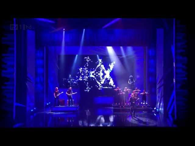 David Garrett - Smells Like Teen Spirit (Royal Variety Performance 2011) HD