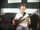 Paul David Harbour and Michael Manring in Studio Part 2
