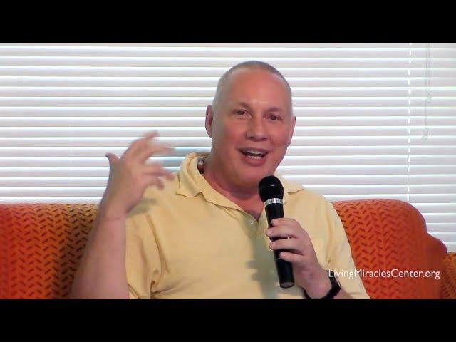 A Course in Miracles - What You Extend You Are! - David Hoffmeister ACIM