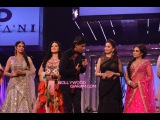 Yash Chopra Tribute 2013 - SRK, Madhuri, Sridevi, Rekha, Katrina and other Bollywood actresses.