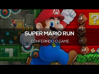 [Mobile] Super Mario Run : Conferindo o game