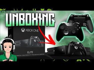 Unboxing ★ Xbox ONE ELITE & Controle ELITE (PT-BR) ★ MOSTREI MEU ROSTO #MUITO BURRO!