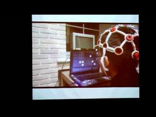 Омский школьник рассказывает о шлеме для парализованных людей