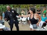 Мастер-класс по сальсе от офицера полиции Лос-Анджелеса