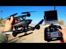 JXD 509G FPV Drone Flight Test Review