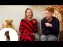 Have you ever heard anything like it?!: Margot Robbie on Domhnall Gleeson's armpit farts