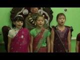 Детская песня Харе Кришна