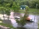потоп в москве 23.05.2013 ул. Клязьминская
