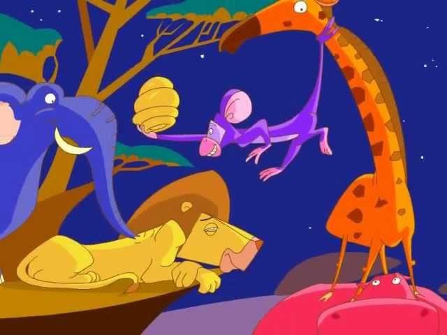 IL LEONE SI E' ADDORMENTATO | Canzoni Per Bambini