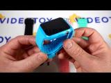 GPS часы Smart Watch V7K X10. Обзор смарт часов часть 1.