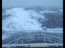 Big wave North Sea