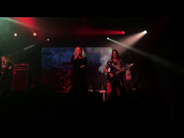 Пепел на ветру. Концерт группы Мастер в клубе Volta. 09.09.2017