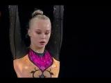 Angelina Melnikova Beam AA 2017 World Championships All Around