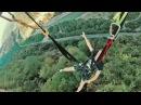 Прыжок с тарзанки 207 метров и самые высокие в мире качели