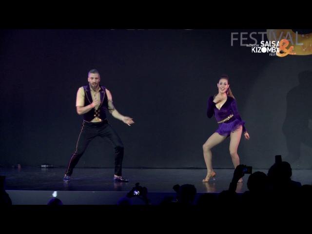 MSKFest 2017 - Oleg Sokolov Ksenia Serechenko (Russia)