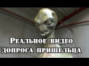 Утечка из засекреченных архивов Реальный допрос пришельца