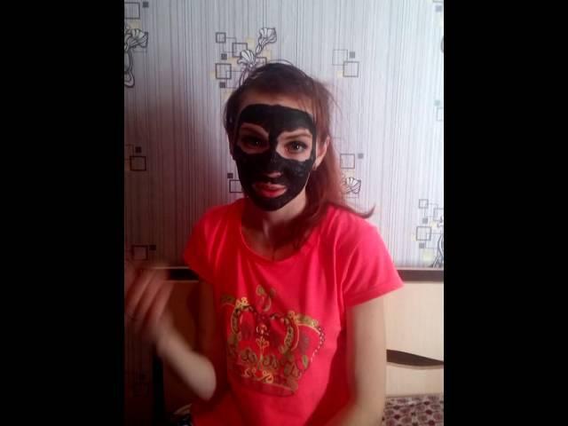 Отзыв о Black Mask - маске от черных точек