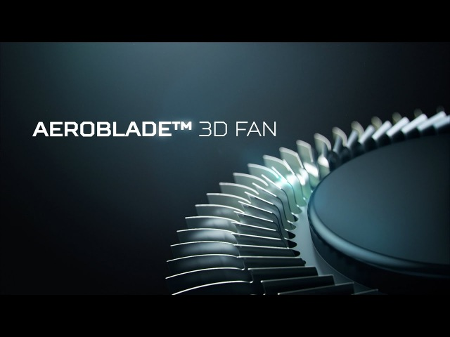 Acer | AeroBlade™ 3D Fan – Cooling Comes First