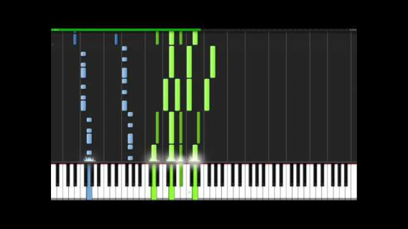 Protectors of the Earth - Two Steps From Hell [Piano Tutorial] My Little Piano Channel
