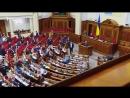 У Раді знову стався мовний конфлікт: депутат «Опозиційного блоку» Олександр Вілкул, попри заклики колег та першого віце-спікера,