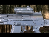 Новый «АК-12» автомат Калашникова 5-го поколения (1)