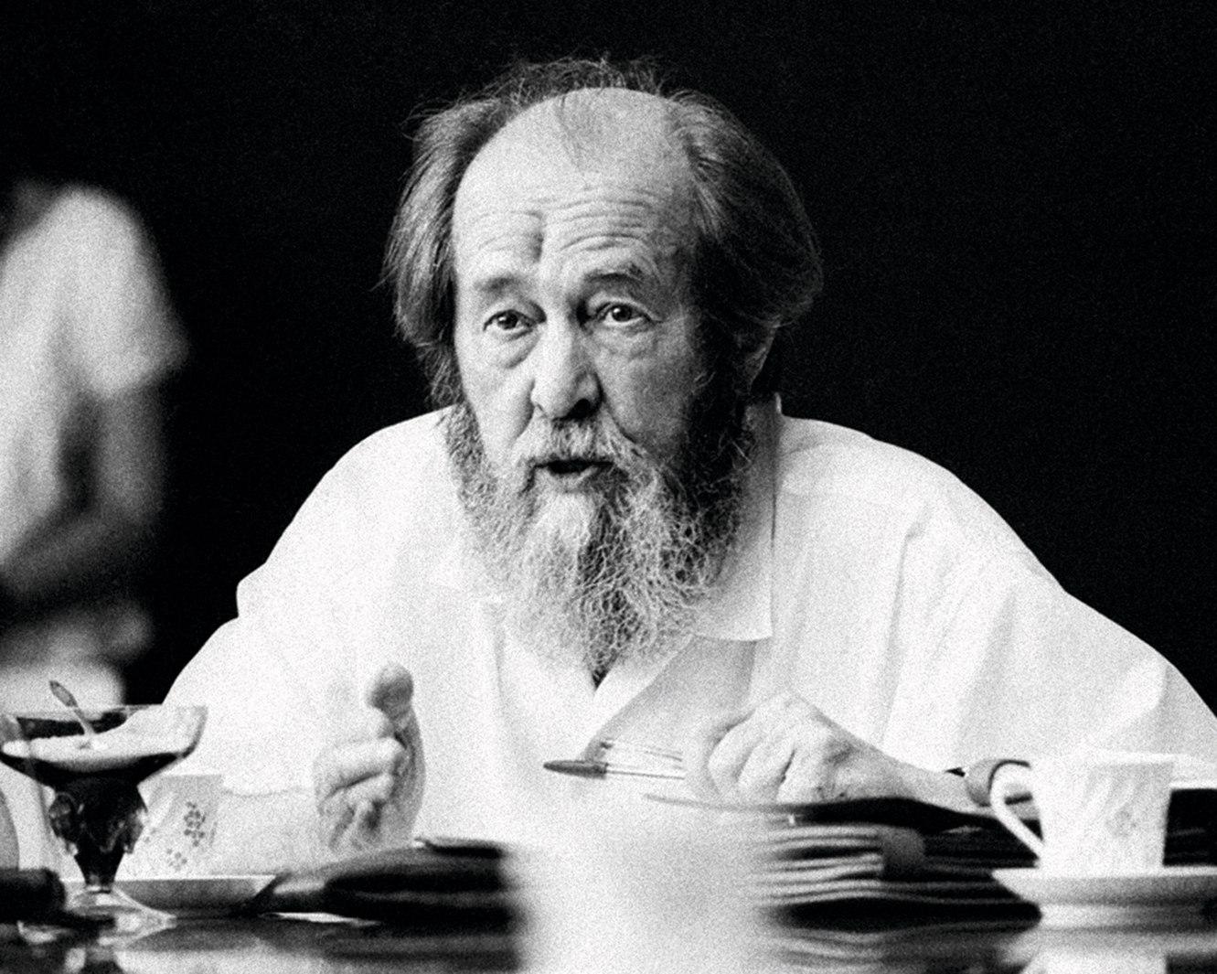 Александр Солженицын. Третьему Собору Зарубежной Русской Церкви (1974)