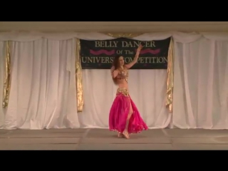 Masha - Egyptian Preliminaries - Belly Dancer of the Universe 2014 (finalist) 5052