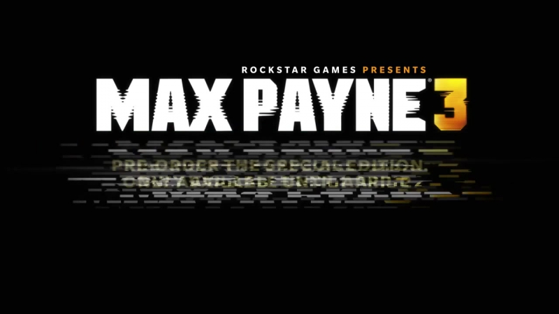 Max Payne 3- Official Trailer 2