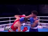 AIBA Hamburg 2017 Муслим Гаджимагомедов (81кг) Preliminaries