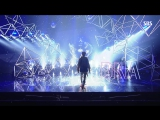 BTS - DNA @ Inkigayo 170924